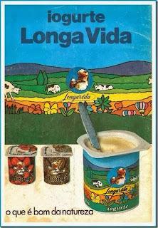 ... dos Iogurtes Longa Vida