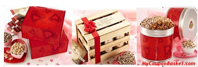 Dale & Thomas Popcorn Valentine Gifts-Yummy and Tasty