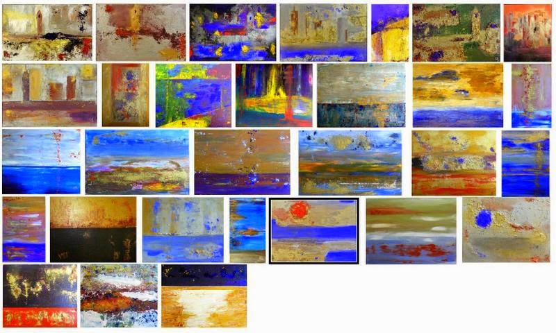 Un chemin dans la peinture (4)
