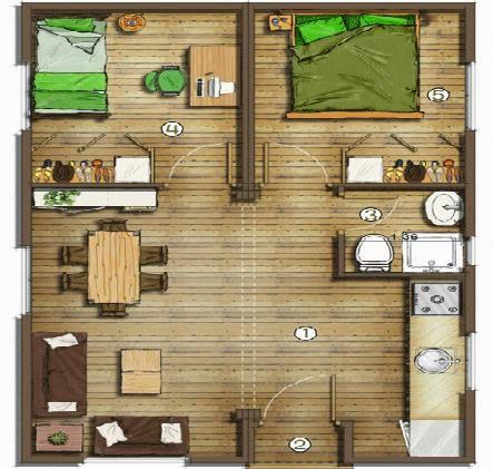 Planos de casas mostrar planos de casas for Planos de casas pequenas de dos plantas