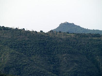 El Tagamanent vist des de Can Rovira