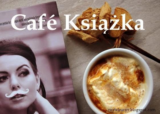 Czytelniczy zwiedza księgarnio-kawiarnie