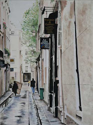 Rue Visconti, Paris