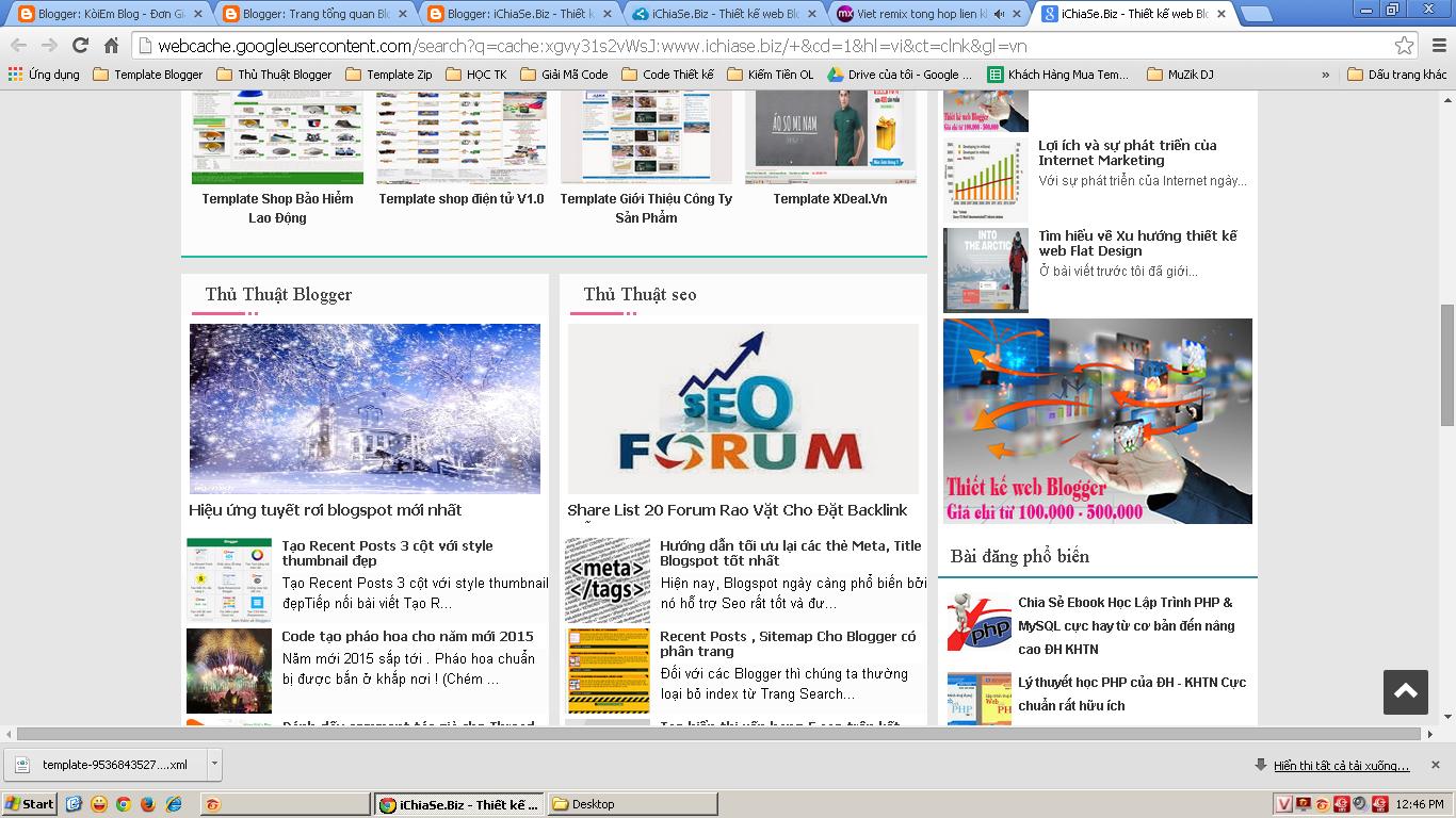 template tin tức blogger, template blogspot free
