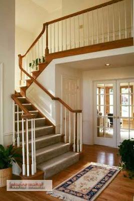 desain tangga rumah minimalis 04