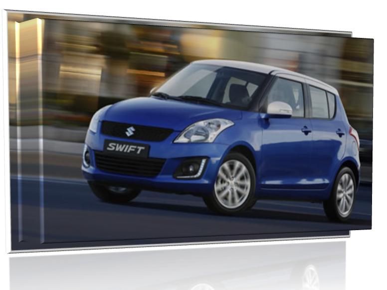 EXTERIOR SUZUKI ALL NEW SWIFT