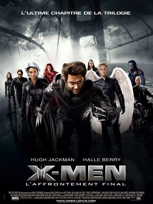 The X-Men Film Series (Topic Unique) 18614165