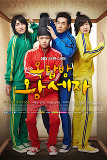 Kdrama] Rooftop Prince Eng Subs Downloads !