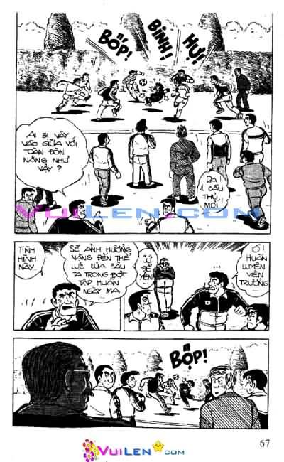 Jindodinho - Đường Dẫn Đến Khung Thành III  Tập 11 page 67 Congtruyen24h