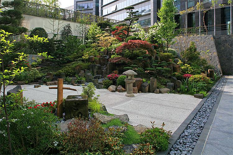 Jardin zen on pinterest zen japanese gardens and zen - Jardin zen plantes ...