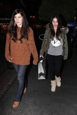 megan fox y su hermana