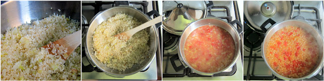 How to make Mexican Rice in the pressure cooker
