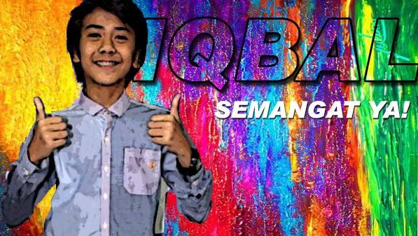 Wallpaper Iqbal Coboy Junior Terbaru