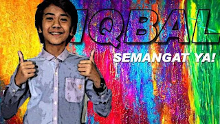Wallpaper Iqbal Coboy Junior Terbaru