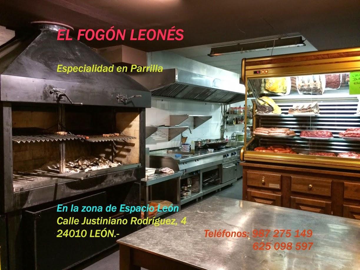 Para comer las mejores carnes a la parrilla, en León...