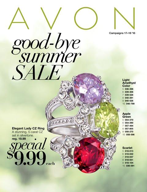 Avon Sales Online