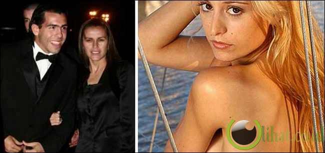 Skandal Seks Carlos Tevez