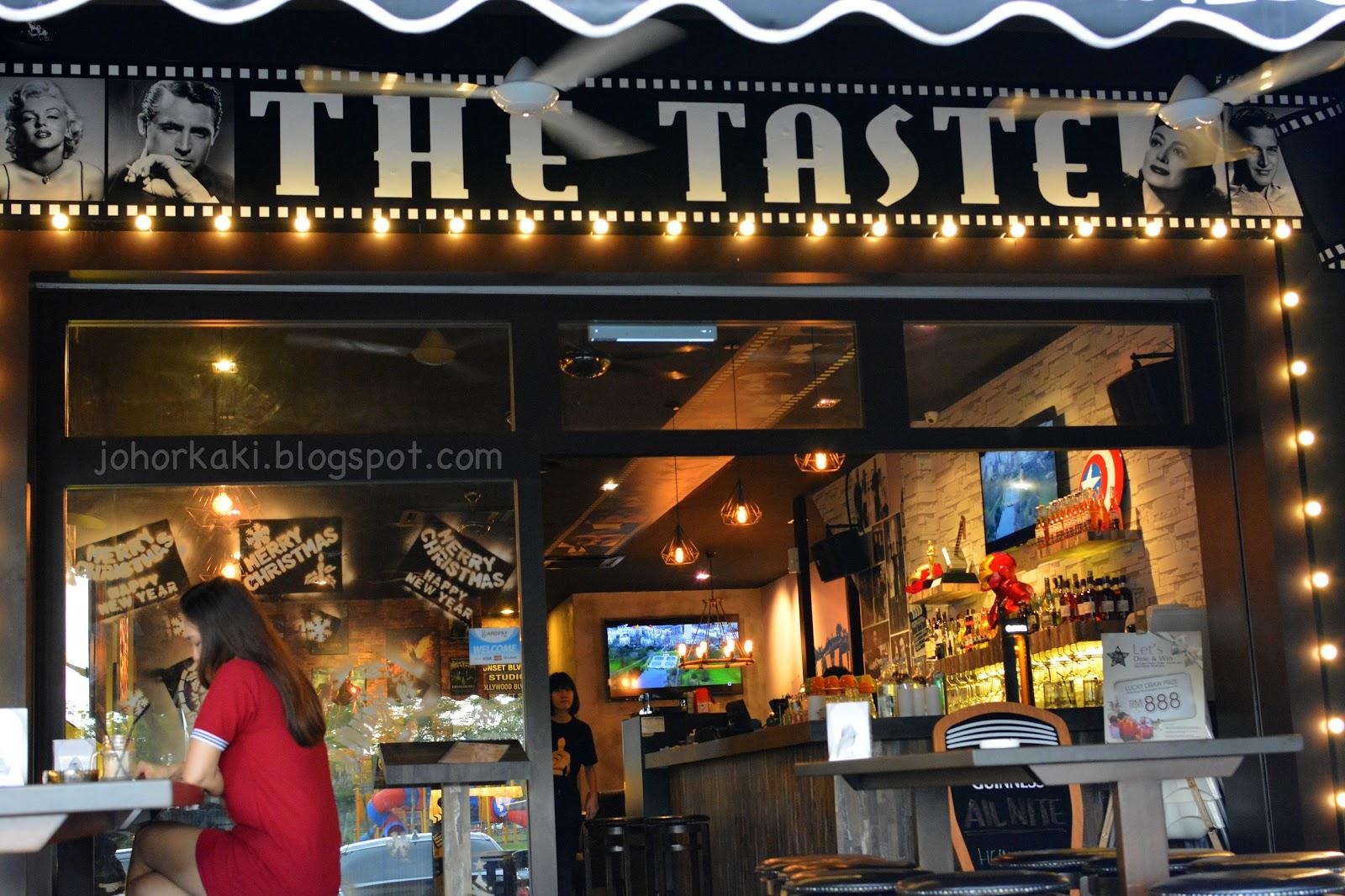 The taste restaurant johor bahru sutera skudai 新山的戏院餐厅