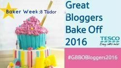 Great Bloggers Bake Off 2016, Mock Tudor Pies