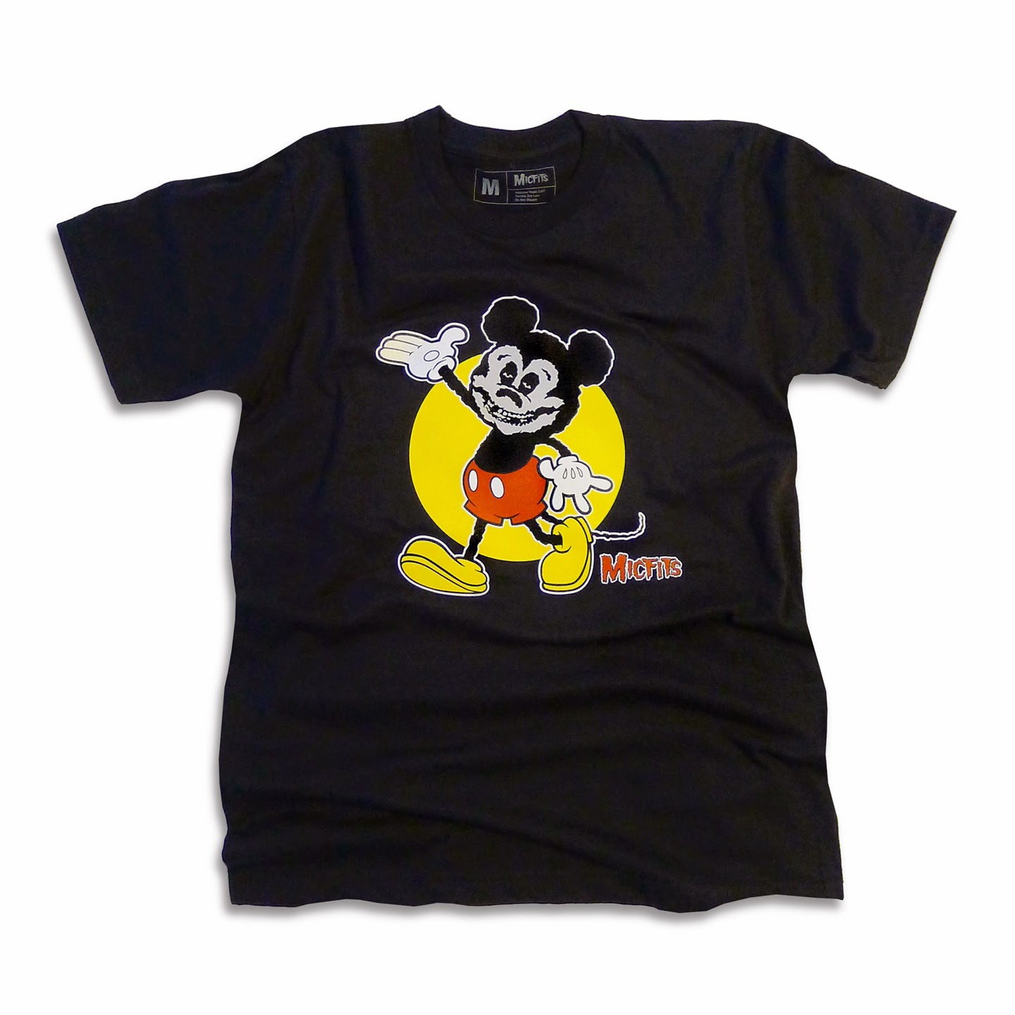 Micfits Social Club Disney Mickey Mouse T-Shirt by Chamuco's Studios