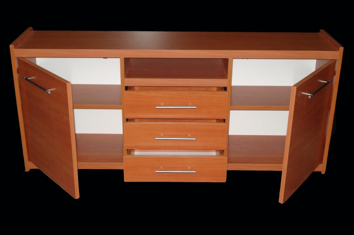 Muebles comodas muebles sadeg for Muebles melamina