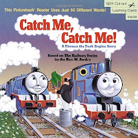 bookcover of Catch Me, Catch Me! (Thomas and Friends)