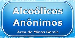 Alcoólicos Anônimos em Minas Gerais