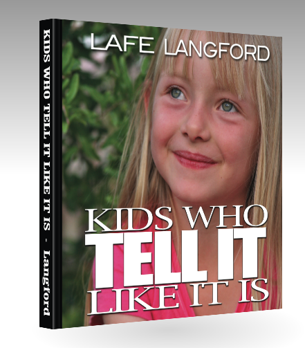My Book. Kids Who Tell It Like It Is