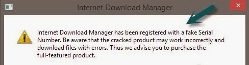 Fake Serial Number Idm Terbaru (Windows Pop-up)