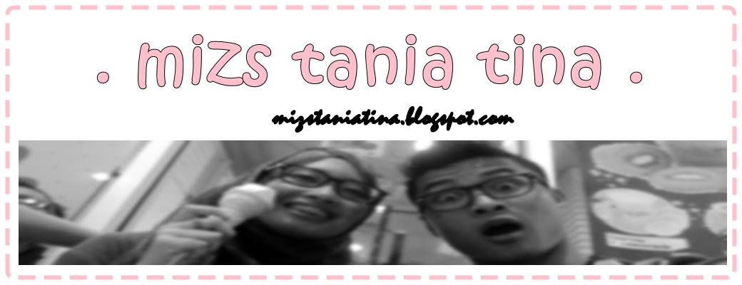 Anis Tania Qistina