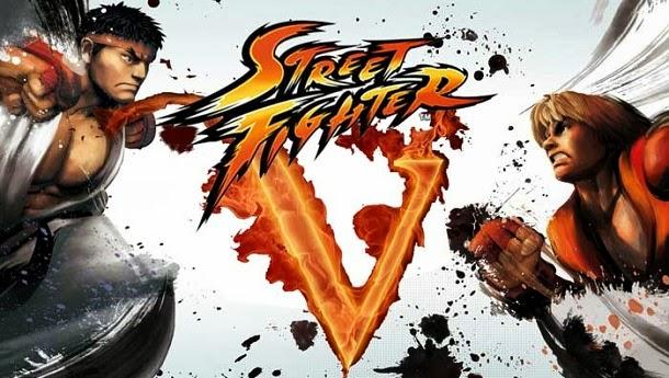Assista à primeira demonstração de Street Fighter V
