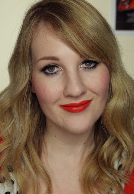 MAC The Matte Lip 2015 - Dangerous Lipstick Swatches & Review