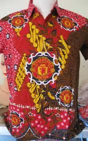 Model Baju Batik Bola Terbaru 2014  Terbaru 2014