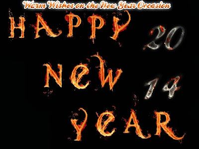 Happy New Year Wishes Greetings Cards 2014 Images Wallpapers