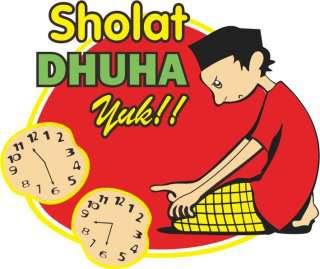 Cara Cara Shalat Dhuha