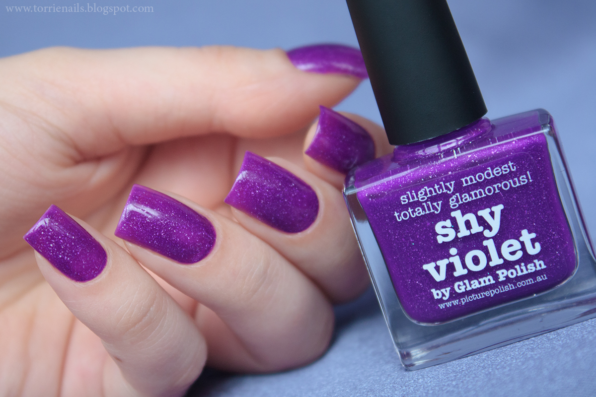 Picture Polish Shy Violet