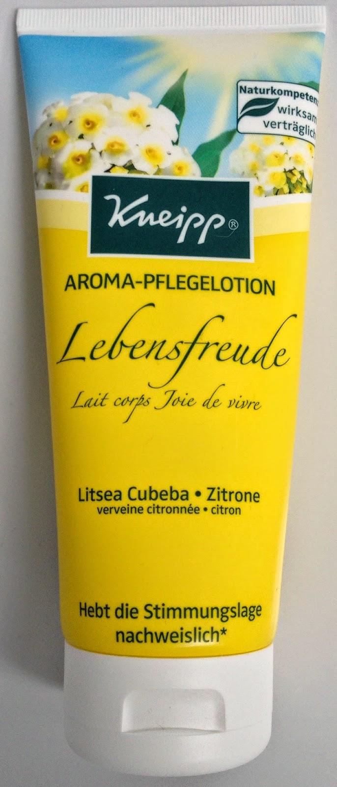 Creme; Zitrone; Litsea Cubeba