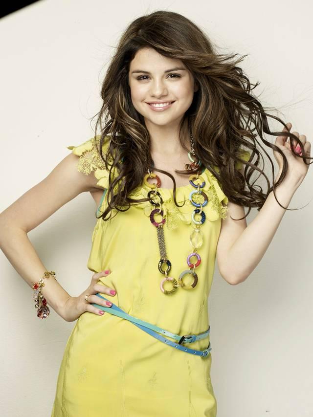 Gomez Yellow Selena Gomez Yellow Dress