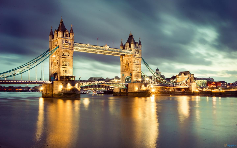Travel Trip Journey Tower Bridge London United Kingdom