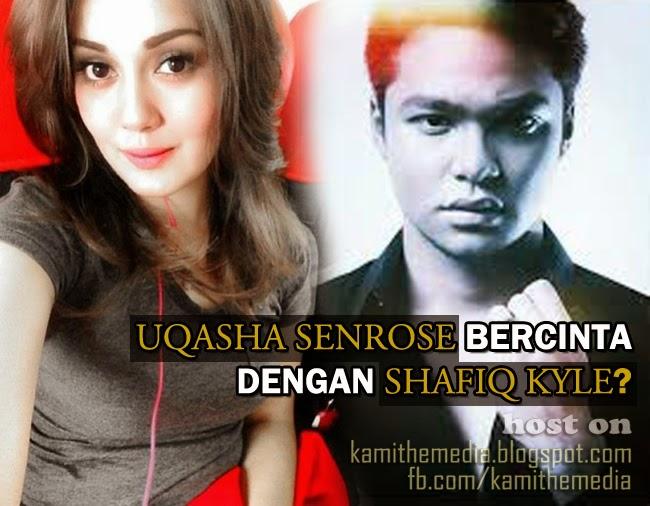 Betul Ke Uqasha Senrose Bercinta Dengan Shafiq Kyle