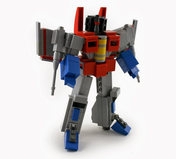 Starscream - Lego