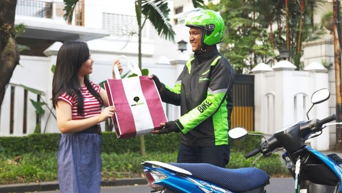 Image result for gojek go sent