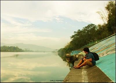 Calumpang Riverbank