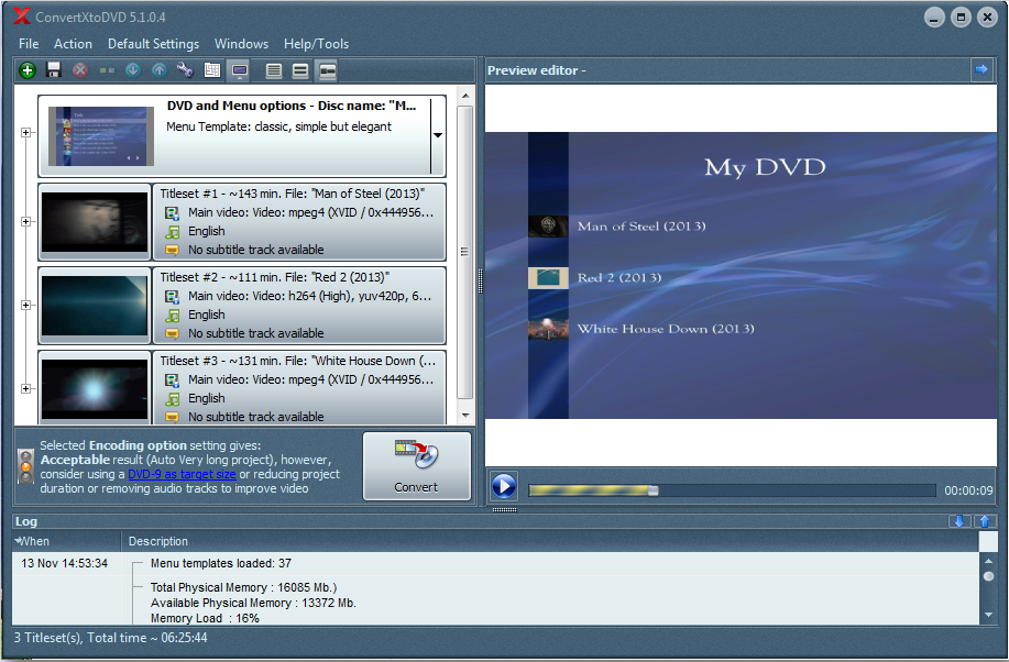convertxtodvd 5 software free download