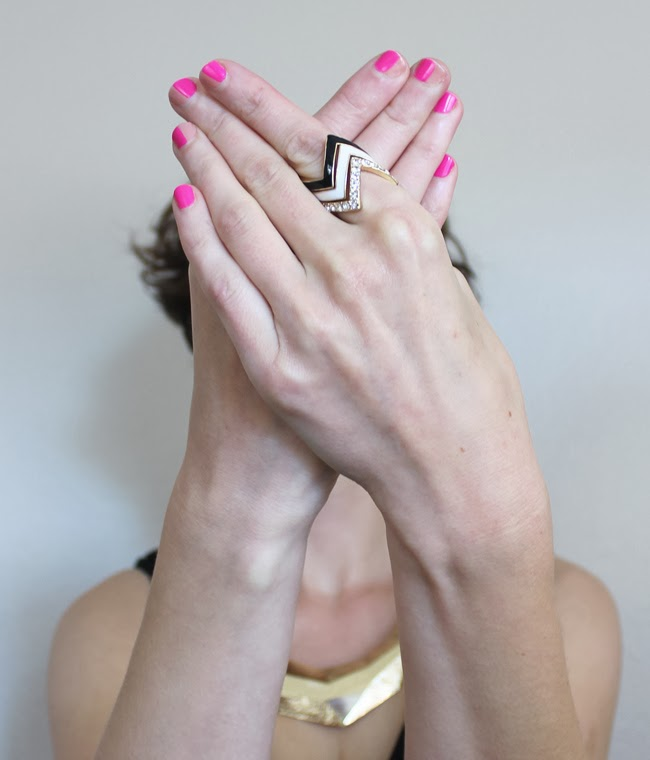 Lula Louise: Edgy Glam Jewelry from Rings & Tings