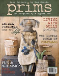 I've been published in Autum 2011 Prims magazine