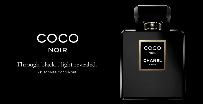 q perfume blog coco noir by chanel. Black Bedroom Furniture Sets. Home Design Ideas
