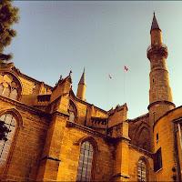 Selimiye Camii Lefkoşa Kıbrıs (Hagia Sophia)