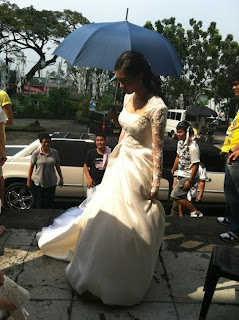 Kim Chiu My Binondo Girl wedding
