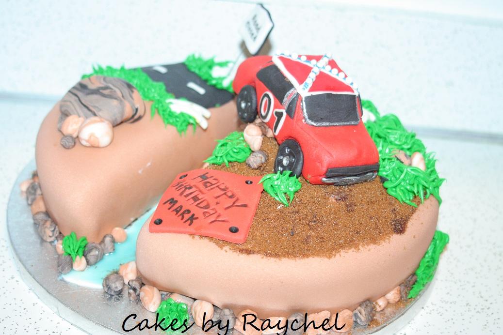 My Creative Way Dukes Of Hazzard Cake Sweet Friday